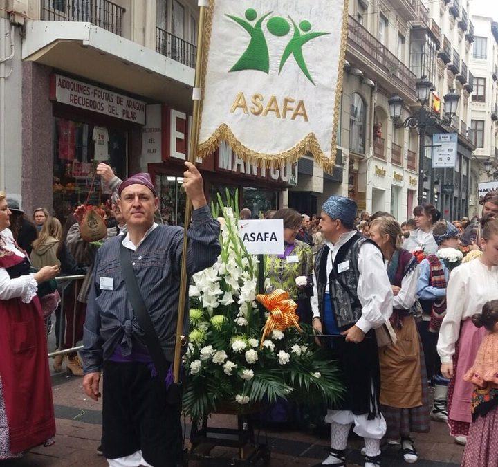 Fiestas del Pilar 2019 – Ofrenda de Flores